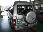 Used 2000 HYUNDAI GALLOPER IS00404 for Sale Image 2