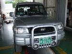 Used 2000 HYUNDAI GALLOPER IS00404 for Sale Image 3
