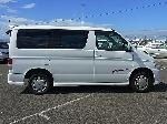 Used 2001 MAZDA BONGO FRIENDEE BF66076 for Sale Image 6