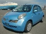 Used 2003 NISSAN MARCH BF66139 for Sale Image 1