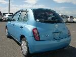 Used 2003 NISSAN MARCH BF66139 for Sale Image 3