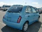 Used 2003 NISSAN MARCH BF66139 for Sale Image 5