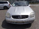 Used 1999 MERCEDES-BENZ SLK BF66101 for Sale Image 8