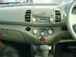 Used 2003 NISSAN MARCH BF66155 for Sale Image 23