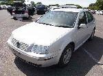 Used 2000 VOLKSWAGEN BORA BF66214 for Sale Image 1