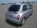 Used 2003 NISSAN MARCH BF66294 for Sale Image 5
