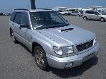 Used 1998 SUBARU FORESTER BF66321 for Sale Image 7