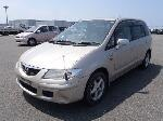 Used 2001 MAZDA PREMACY BF66264 for Sale Image 1