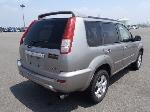 Used 2001 NISSAN X-TRAIL BF66306 for Sale Image 5