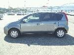 Used 2005 NISSAN NOTE BF66361 for Sale Image 2