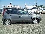 Used 2005 NISSAN NOTE BF66361 for Sale Image 6