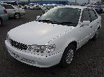 Used 2000 TOYOTA COROLLA SEDAN BF66421 for Sale Image 1