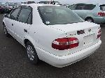 Used 2000 TOYOTA COROLLA SEDAN BF66421 for Sale Image 3