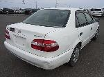 Used 2000 TOYOTA COROLLA SEDAN BF66421 for Sale Image 5