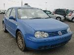 Used 2000 VOLKSWAGEN GOLF BF66397 for Sale Image 7