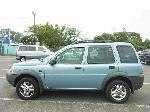 Used 2002 LAND ROVER FREELANDER BF66451 for Sale Image 2
