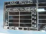 Used 2002 LAND ROVER FREELANDER BF66451 for Sale Image 29
