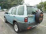 Used 2002 LAND ROVER FREELANDER BF66451 for Sale Image 3