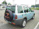 Used 2002 LAND ROVER FREELANDER BF66451 for Sale Image 5
