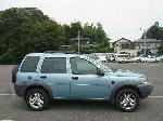 Used 2002 LAND ROVER FREELANDER BF66451 for Sale Image 6