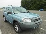 Used 2002 LAND ROVER FREELANDER BF66451 for Sale Image 7