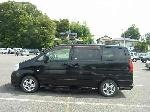 Used 2001 NISSAN SERENA BF66504 for Sale Image 2