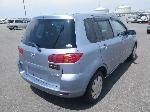 Used 2003 MAZDA DEMIO BF66517 for Sale Image 5