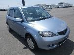 Used 2003 MAZDA DEMIO BF66517 for Sale Image 7