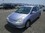 Used 2001 HONDA CIVIC BF66521 for Sale Image 1