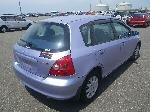 Used 2001 HONDA CIVIC BF66521 for Sale Image 5
