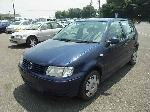Used 2001 VOLKSWAGEN POLO BF66656 for Sale Image 1