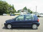 Used 2001 VOLKSWAGEN POLO BF66656 for Sale Image 2