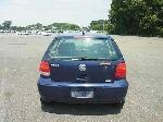 Used 2001 VOLKSWAGEN POLO BF66656 for Sale Image 4