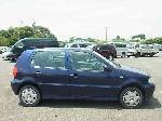 Used 2001 VOLKSWAGEN POLO BF66656 for Sale Image 6