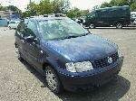 Used 2001 VOLKSWAGEN POLO BF66656 for Sale Image 7