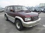 Used 2001 ISUZU BIGHORN BF66541 for Sale Image 7
