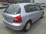 Used 2001 HONDA CIVIC BF66609 for Sale Image 5
