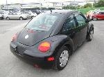 Used 2001 VOLKSWAGEN NEW BEETLE BF66553 for Sale Image 5