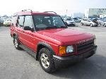Used 2001 LAND ROVER DISCOVERY BF66559 for Sale Image 7
