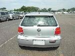 Used 2001 VOLKSWAGEN POLO BF66689 for Sale Image 4