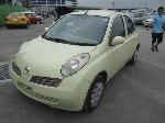 Used 2003 NISSAN MARCH BF66575 for Sale Image 1