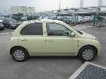 Used 2003 NISSAN MARCH BF66575 for Sale Image 6