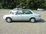 Used 2000 TOYOTA COROLLA SEDAN BF66642 for Sale Image 2