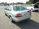 Used 2000 TOYOTA COROLLA SEDAN BF66642 for Sale Image 3