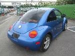 Used 2000 VOLKSWAGEN NEW BEETLE BF66585 for Sale Image 5