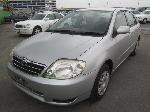 Used 2002 TOYOTA COROLLA SEDAN BF66589 for Sale Image 1