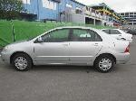 Used 2002 TOYOTA COROLLA SEDAN BF66589 for Sale Image 2