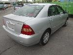 Used 2002 TOYOTA COROLLA SEDAN BF66589 for Sale Image 5