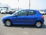 Used 2000 PEUGEOT 206 BF66761 for Sale Image 2