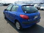 Used 2000 PEUGEOT 206 BF66761 for Sale Image 3